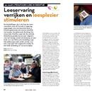 Leeservaring verrijken en leesplezier stimuleren: 50 jaar literatuurclubs in Drenthe