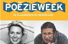 Vanhauwaert en Al Galidi auteurs Poëziegeschenk 2021