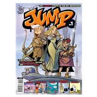 Nieuw stripblad 'Jump' gelanceerd