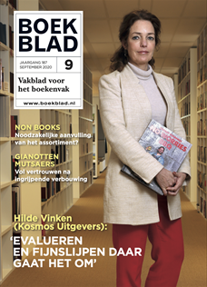 Boekblad Magazine september 2020