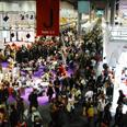 Frankfurter Buchmesse zonder standhouders