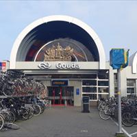 AKO station Gouda gesloten