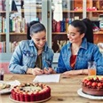Ook de fysieke boekhandel profiteert van online helden De Kookmutsjes