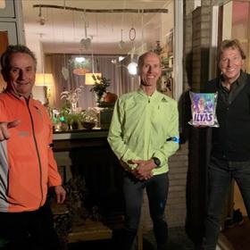 Bezorgmarathon Ernest van der Kwast