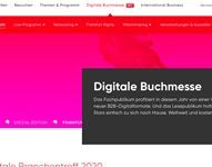 Letterenfonds: digitaal Frankfurt kan niet tippen aan fysieke beurs