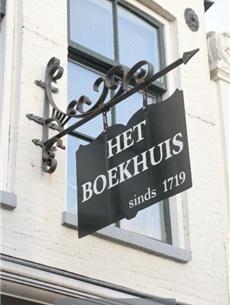 Het 300 jaar oude Boekhuis in Workum wordt hofleverancier