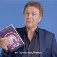 Robert ten Brink en Ellie Lust in 'Geef meer met een boek'