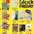 Minder boekhandels doen dit jaar aan Black Friday
