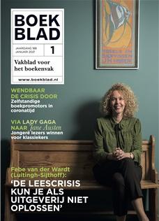 BOEKBLAD Magazine 1 2021