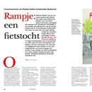 'Rampje: een fietstocht'. Coronamemoires van Maartje Swillen (boekhandel Boekarest)