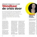 Wendbaar de crisis door: Zelfstandige boekpromotors in coronatijd
