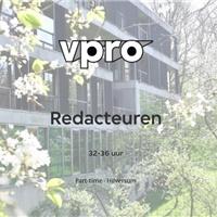 Nieuw boekenprogramma bij VPRO