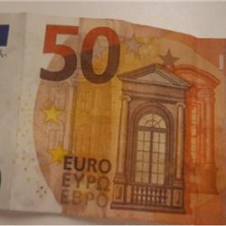 Vijftig euro