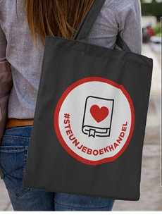 Boekhandels krijgen crowdfundingtasjes tijdens 'Het Voorwoord'