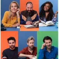 Nieuwe ambassadeurs bij campagne 'Geef meer met een boek'