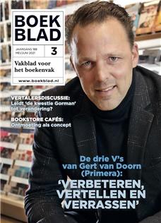 BOEKBLAD Magazine mei/juni 2021