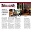 Nieuwe trend: bookstore cafés: 'Het concept is de ontmoeting'