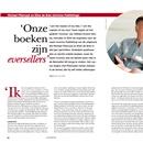 Michael Pilarczyk en Elise de Bres (Invictus Publishing):  'Onze boeken zijn eversellers'