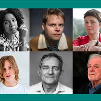 Uitreiking Libris Literatuur Prijs met HOMMAGE in Felix Meritis