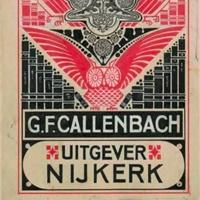 VBK|Media schenkt archief Uitgeverij Callenbach aan Museum Nijkerk