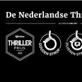 Alle thrillerprijzen tegelijk uitgereikt