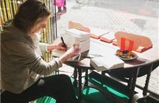 Nieuwe steunmaatregel voor schrijversoptredens in boekhandels