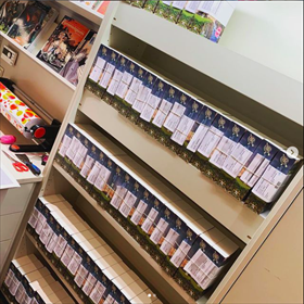 Standaard Boekhandel in Schelle heeft al héél veel gereserveerde exemplaren klaargelegd
