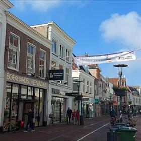 Boekhandel Veenendaal – de hele straat zal weten dat het Boekenweek is