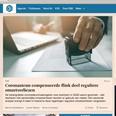 'Slechts 11% verliezen uitgeverijen in 2020 te wijten aan corona'