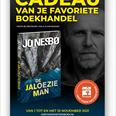 CPNB koppelt geschenkboek Nesbø aan eindejaarscampagne