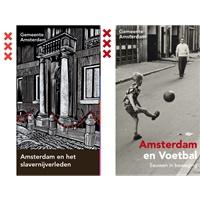 Gemeente Amsterdam geeft boeken over slavernijverleden en voetbal weg