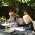 Auteursbond en Literaire Uitgevers Groep sluiten nieuw modelcontract