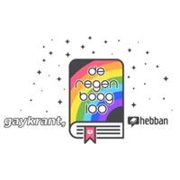 Hebban.nl en Gaykrant organiseren boekverkiezing 'De Regenboog Top 100'