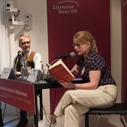 'De kaalvreter' op het Europaïsches Festival des Debütromans