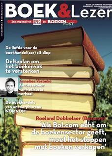 Boekblad Magazine 4 2021 Boek&Lezer