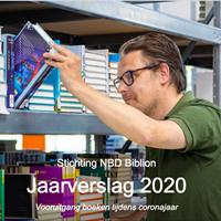 125.000 minder boeken verkocht door NBD Biblion in 2020
