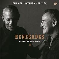Boek Barack Obama en Bruce Springsteen verschijnt bij Hollands Diep