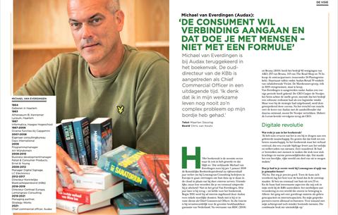 Michael van Everdingen (Audax): 'De consument wil verbinding aangaan en dat doe je met mensen – niet met een formule'