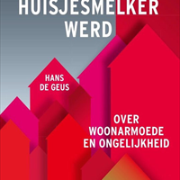 Hans de Geus wint met 'Hoe ik toch huisjesmelker werd' de PrinsjesBoekenprijs 2021