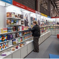 Inboedel Antwerpse Boekenbeurs wordt geveild