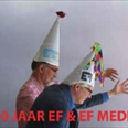 Ef & Ef Media bestaat tien jaar