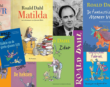 Netflix koopt rechten op verhalen Roald Dahl