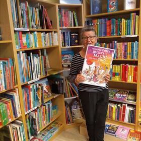 Mieke van Kennemer Boekhandel Haarlem