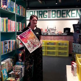 Milan van IJburg Boeken, Amsterdam