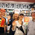 Boekblad was erbij: Start Kinderboekenweek