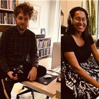 Jildo-Tim Hof en Isaura Aligbeh nieuw bij Thinium Audioproducties