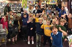 Kinderboekenweek is groot succes, Schrijverscentrale boekt nieuw record