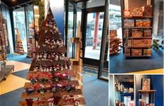 Haasbeek Herenhof breidt uit met tijdelijke kerstwinkel