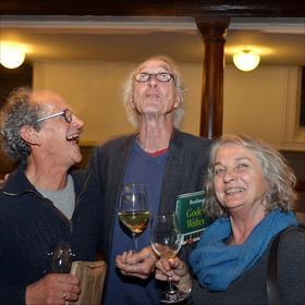 Wat hoor ik toch? Anko Wieringa (klant), John van de Rijdt, Fokje Tillema (klant).