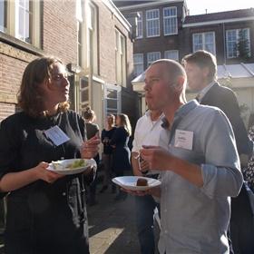 Jennifer Boomkamp (Ambo|Anthos), Michiel Rigters (afzwaaiend voorzitter Elspeet, Storytel)